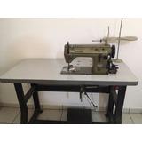 Maquina De Costura Singer Reta Zigzag 021d Industrial