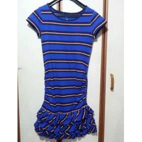 Vestido Juvenil Menina Lustas Lindo Tam L - 12anos - Cod 064