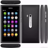 Nokia N9 16gb 8mp Nuevo Hd Wifi Camara 3g Negro Gps 3.9