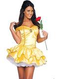 Khun Trajes De Halloween Mujer Belle Disney Cuento De Hadas