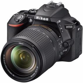 Nikon D5500 Kit 18-105mm Vr - 24mp - Frete Gratis !!!