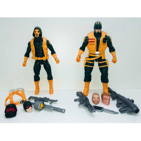 Pack Hydra Marvel Legends Toys R Us Soldados Hydra Soldier