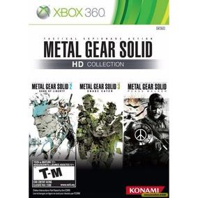 Metal Gear Solid Hd Collection - Excelente Estado