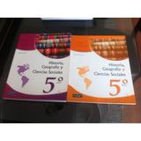 Libro De Historia,geografia Y Ciencias Sociales 5 Basico