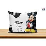 30 Almofadas Personalizadas 20x30 Lembrancinha Mickey