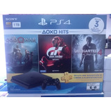 Play Station 4 Ps4 God Of War 4