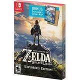 Juegos Digitales Nintendo Switch The Legend Of Zelda