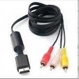 Cable Av (audio Y Video) Para Ps1 Ps2 Ps3 :)