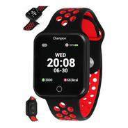 Relógio Champion Smartwatch Bluetooth 4.0 Original  Ch50006v