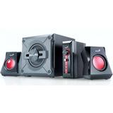 Sistema De Sonido Genius Gx Gaming Sw-g2.1 1250 38 Watts Rms