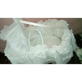 Moisés Para Recién Nacido Color Blanco