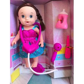 Boneca Baby Alive Cuida De Mim