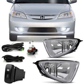 Kit Farol De Milha Honda Civic 2004