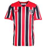 Camisa Oficial Clube Under Armour Spfc 2 2017 - Vermelho