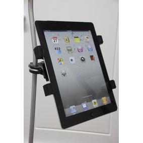 Suporte P/ Pedestal De Microfone Para Ipad Tablet 7 À 10.1