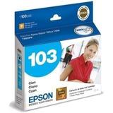 Cartucho Epson T103 Cyan T1110/t40/tx515/tx600/tx550 11ml (