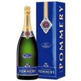Champagne Pommery Brut Royal Magnum X1,5 Lt Estuche Francia
