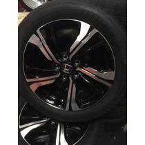 Roda Aro 17 New Civic 2016/17 Original Com Pneu - Avulsa