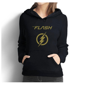Blusa, Moletom, Casaco The Flash Seriado Dc - Comics