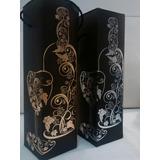 Caixa-embalagem De Presente Para Garrafas De Vinho/champagne