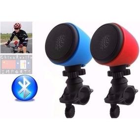 Caixa De Som Speaker Bluetooth Para Bike Moto A Prova D Agua