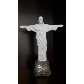 Escultura Cristo Redentor 23 Cm 1,5kg
