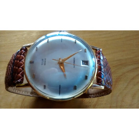 Reloj Automático De Oro