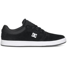 Tenis Hombre Crisis M Shoe Bkw Negro Spring 2016 Dc Shoes