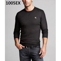 Xs - Playera Express Negra Ropa De Hombre 100% Original