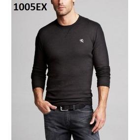 Xs - Playera Express Negra P1005ex Ropa Hombre 100% Original