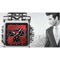 Relógio Oakley Minute Machine Diamond Analógico Masculino