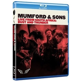 Mumford & Sons - Live From South Africa - Blu Ray Lacrado