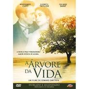A Árvore Da Vida - Dvd - Montgomery Clift - Elizabeth Taylor