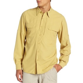 Royal Robbins Expedition Light - Camisa Convertible Talla M
