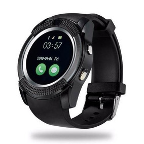 Smartwatch V8 Reloj Ranura Chip Y Micro Sd