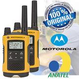 Rádio Motorola Talkabout T400br Comunicador 35km/ 22milhas