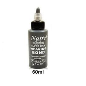 Natty Hair Bond Super Cola Para Cílios Tufinhos 60ml
