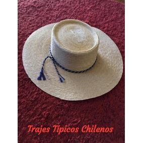 Sombrero Huaso Elegante - Otros en Mercado Libre Chile 9f54536ce48
