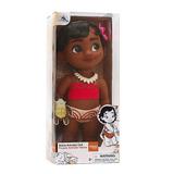 Muñeca Moana Niña Un Mar De Aventuras Original Disney