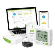 Monitor De Electricidad Y Software Kit E2classicy Hub Efergy
