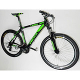 Bicicleta Venzo Loki Rod 26 Aluminio 21 Vel Shimano Nuevas