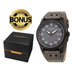 Akribos Xxiv Reloj Clásico Para Hombres Serie Ak1024 -