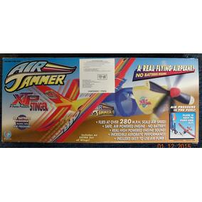 Vintage Air Jammer Stinger X-treme Pressure Avion + Bomba