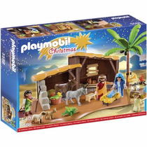 Retromex Playmobil 5588 Nacimiento Belen Navidad