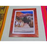 Cuadros Fotografías Del Norte Argentino 32x26 Cm
