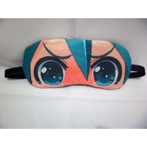 Vocaloid Hatsune Miku Anime Máscara De Dormir