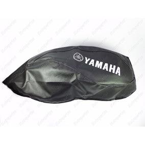 Capa Tanque Moto C/ Logo Honda Mod Original Ybr 125 Até 08