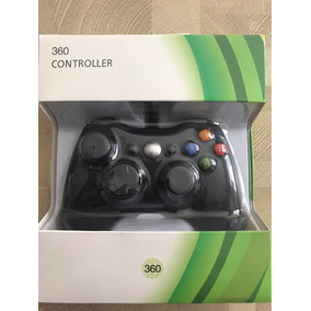 Controle Xbox 360 C/fio Pronta Entrega