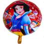 Balão Metalizado Princesa Disney Branca De Neve 45cm