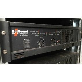 Potencia Hotsound Hs 2.0 Sx
